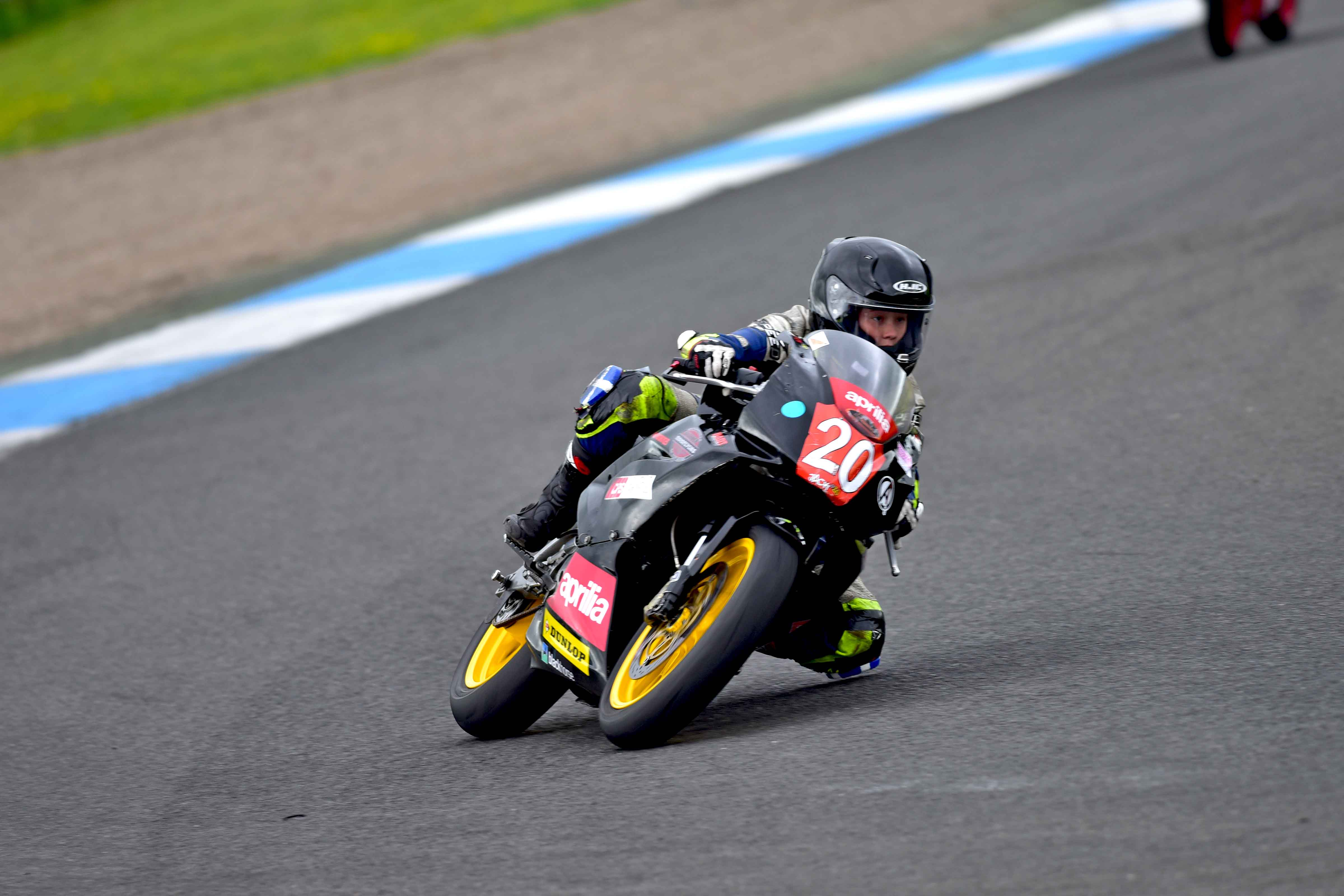 Jack Hart - F125 Champion