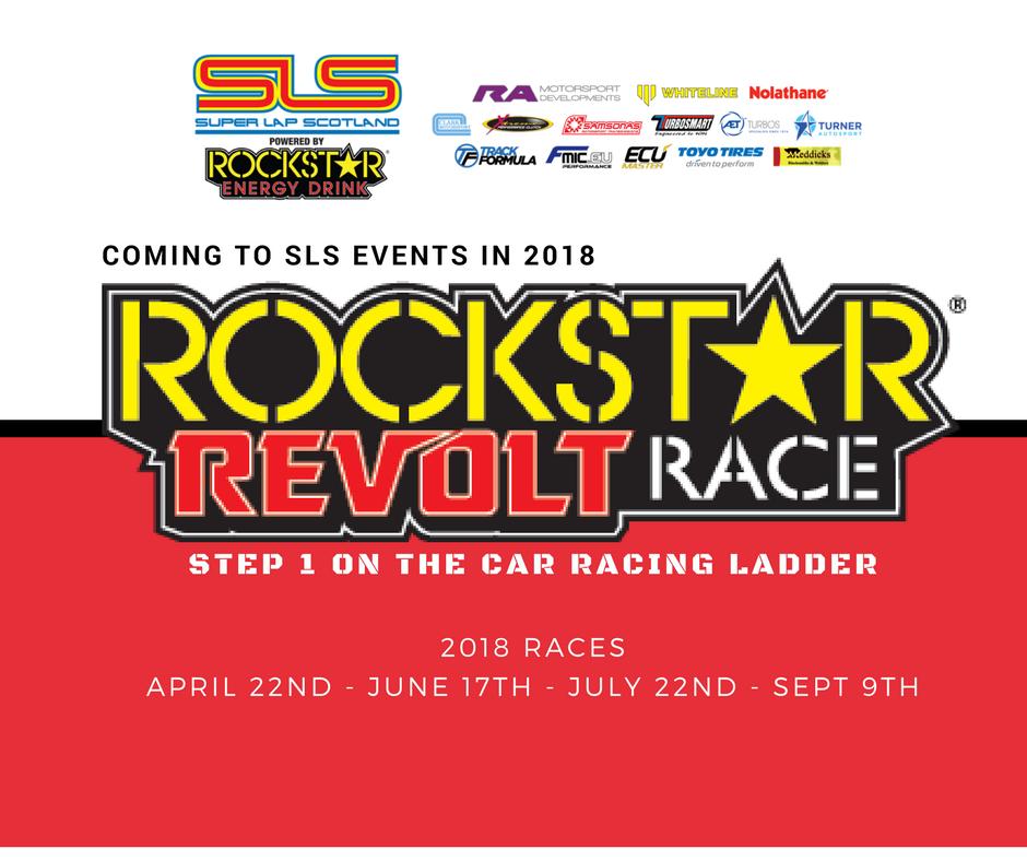 Rockstar Revolt Race 2018